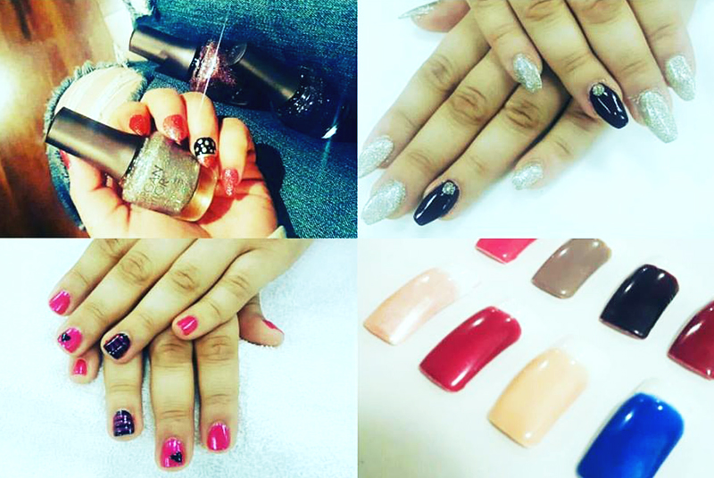Manicuring Shore Beauty School