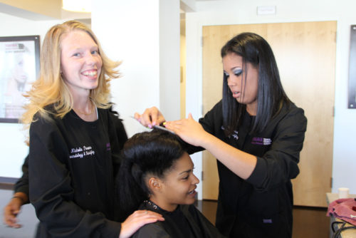 shore-cosmetology-students